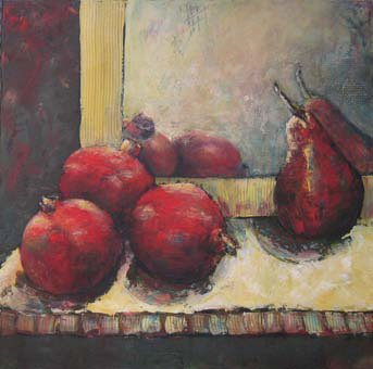 Pomegranates and Pears