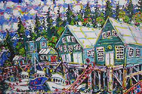Upcoming Gallery Exhibit: Brian Scott, September 9 to 24