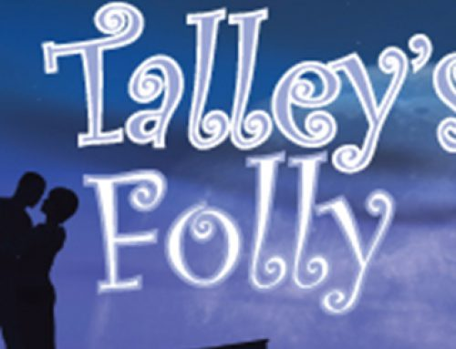 Let yourself fall for Talley's Folly