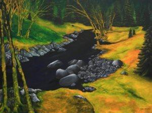 Shaw Creek by Jim Jenkins