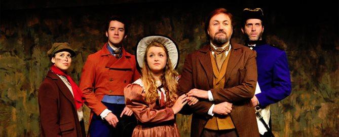 Les Miserables Show Synopsis Spoiler Alerts Chemainus Theatre Festival