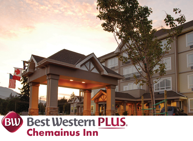 Best Western Plus Chemainus Inn - Chemainus Theatre Festival