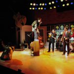 Million Dollar Quartet, Chemainus Theatre Festival 216, Photo: Cim MacDonald