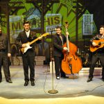 Ring of Fire: Project Johnny Cash, Chemainus Theatre Festival 2015, Photo: Cim MacDonald