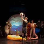 James and the Giant Peach, Chemainus Theatre Festival 2015 Photo: Cim MacDonald