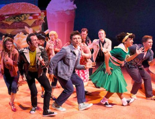 Grease All-time Best Selling Show