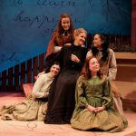 Little Women, Chemainus Theatre Festival 2018, Photo: Cim MacDonald